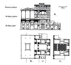 palace architecture u2013 encyclopaedia iranica