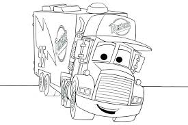 lightning mcqueen and mater coloring pages free cars coloring