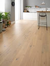 Bleached White Oak Laminate Flooring White Wash Wood Floors Get The Style Blog Style The Home