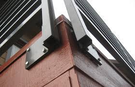 beautiful balcony deck repair waterproof decking railing repair