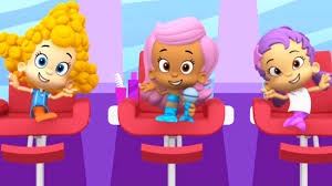 salon video bubble guppies s2 ep220