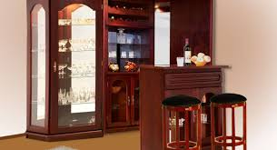 Glass Door Bar Cabinet Bar Bar Wall Units Home Bar Cabinet Modern Rustic Cabinet With