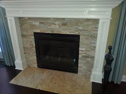 interiors awesome austin stone fireplace white stacked stone