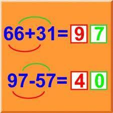 Practica  las Operaciones Matemáticas