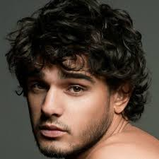 hairstyles for curly and messy hair mens hairstyles messy hair for men top xa warm cntemai