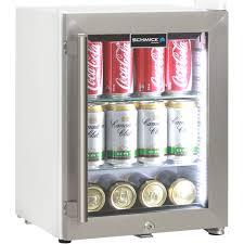 glass door bar fridge mini glass door bar fridge black color model sc23 schmick with