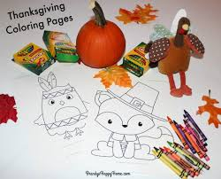 thanksgiving activities for