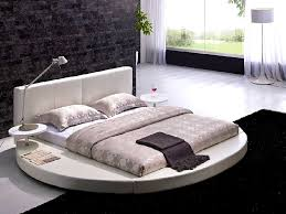 Circular Bed Frame Bedroom Fascinating Circular Bed Frame Modern Design