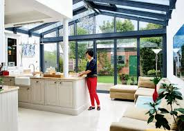 Kitchen Conservatory Designs Kitchen Small Kitchen Extensions Ireland With Utility Room Of