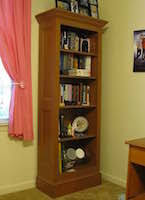 free bookcase plan pdf woodworking plans and information at