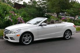 white mercedes convertible mercedes cl550 brings luxury for all seasons