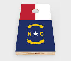 Coolest State Flags North Carolina State Flag Decal Chuggles Decals
