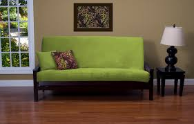 full size futon cover green roof fence u0026 futons appeal to the