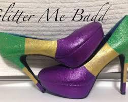 mardi gras material mardi gras shoes etsy