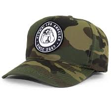 alumni snapbacks bulldog patch snapback camo alumni clothing