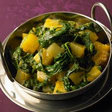 cuisiner epinard frais poêlée de navets pommes de terre et épinards frais recette