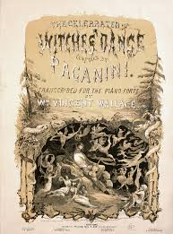 Halloween Poems About Witches Dancing The Witches U0027 Goat Dance Paula Cappa