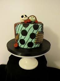 nightmare before christmas cake cake ideas