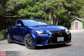 lexus rc f tire size 2015 lexus rc f exterior the truth about cars