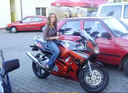 honda cbr 600 models sportbike rider picture website