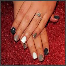 luxury acrylic nail designs for thanksgiving beautify themselves
