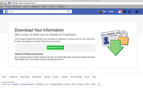 Your Facebook Friends Could Learn A Lot From Bill - with 5 quick clicks you can see all the data facebook has on you i