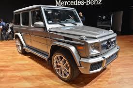 mercedes g wagon 2016 2016 mercedes benz g65 amg new york 2015 photo gallery autoblog
