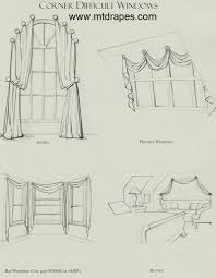 Curved Curtain Rods For Bow Windows How To Holdbacks For An Arch Window Arched Window Treatments