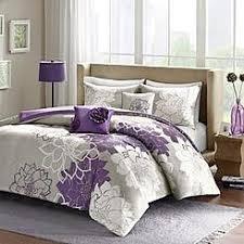 full bedroom comforter sets purple bedding sets you ll love wayfair intended for queen comforter