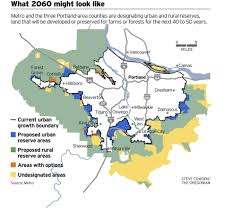 City Of Portland Maps by Metro And 3 Portland Counties Approve Urban Expansion Farm