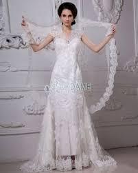 brautkleider standesamt gã nstig a line natürliche taile romantisches brautkleid mit
