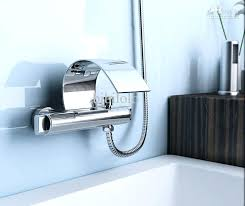 reston wall mount waterfall tub faucet brushed nickel ebay wall mount bathroom faucet wall mount waterfall tub faucet reston