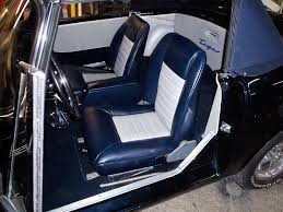 Antique Auto Upholstery Upholstery Collins Custom Interiors Colleyville Texas