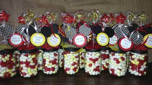mickey mouse party favors personalized mickey mouse clubhouse baby food jar party favors