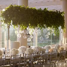 large hanging wedding decorations wedding decoration trend floral