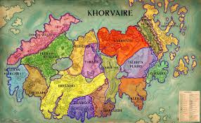 Pathfinder World Map by Territory Map Of Khorvaire Http Web Mit Edu Kbyers Public Dnd