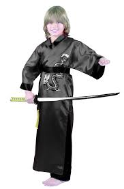 dragon master samurai ninja kids costume mr costumes
