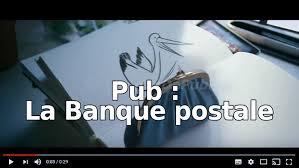 la banque postale si e social la banque postale initie le concept de la pub phygitale