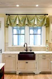 kitchen valance curtain ideas bay window modern subscribed me