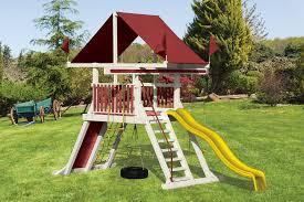sk 5 mountain climber best kids backyard playset swing kingdom