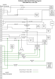 bmw e36 obc wiring diagram wiring diagram schemes