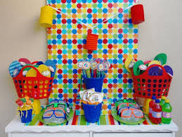 pool party ideas the kids pool party backyard design ideas