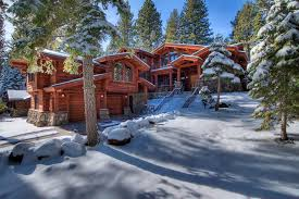 Winter Houses Wallpapers California Usa Resorts Northstar Nature Winter Snow