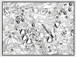 sea coral coloring pages eliolera com
