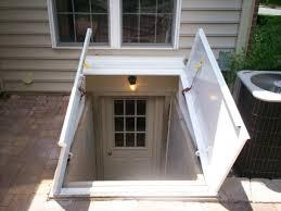 doors inspiring basement entry doors gordon basement doors