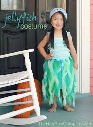 Mermaid Halloween Costume Toddler Jellyfish Costume Jellyfish Tutu Dresses Themed Parties