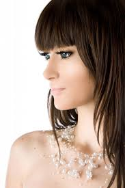 medium haircuts for teenage girls bangs women medium haircut