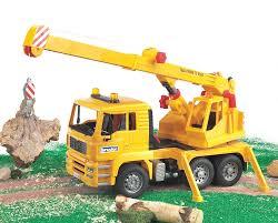 bruder man crane truck collection toy car model 1 16 1 16 ebay