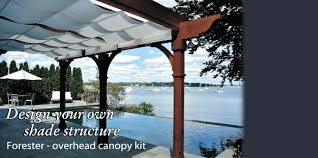 Replacement Pergola Canopy by Pergola Shadetree Canopies In Tinley Park Il Retractable Canopy