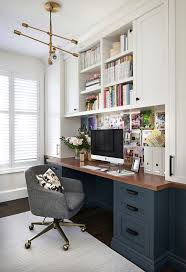 Decorate Office Shelves by Best 25 Office Built Ins Ideas On Pinterest Home Office Home